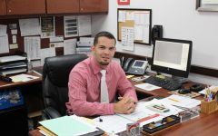Mr. Echols: Transition from Pupil to Principal