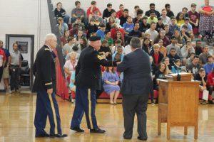 JROTC personnel changes; mission remains the same