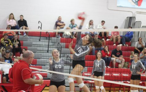 Volleyball team plans to dominate the court