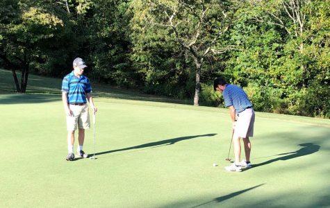 Scoring the golf season