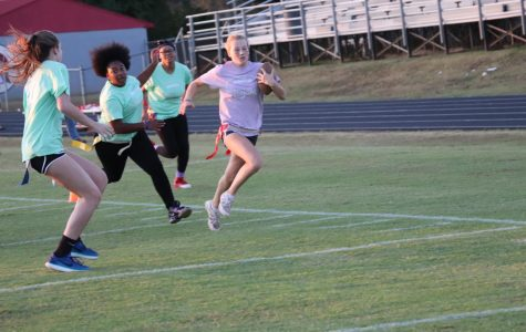 THS Powder Puff Game 2019
