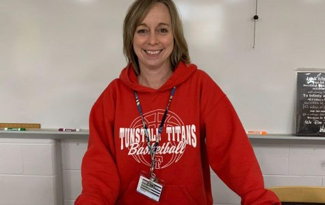 Meet Humans of Tunstall: Kelly Burton