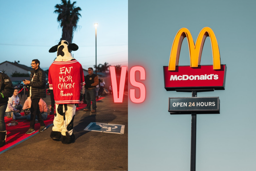 Chick-fil-A+vs+McDonald%27s