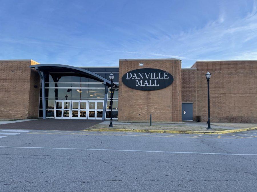 Danville Mall looks forward