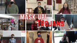 Mask up, Trojans!