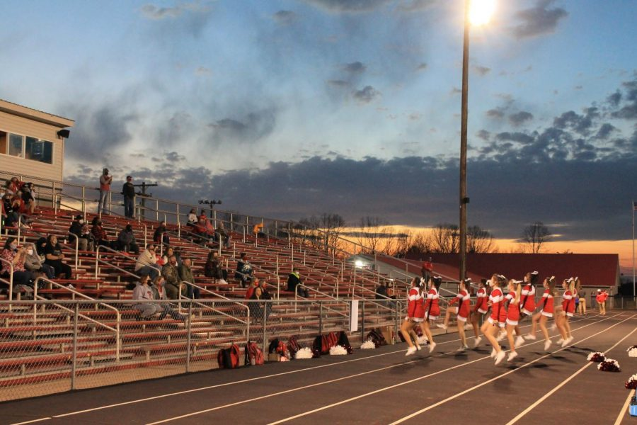Fall sports wrap-up in April
