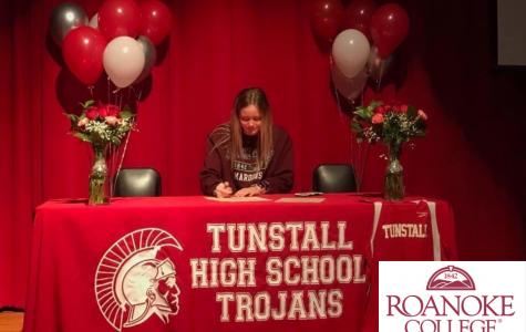 Savannah Reid: Roanoke College