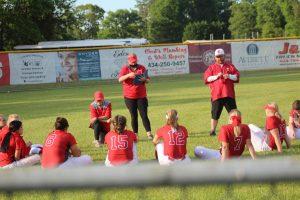 Halifax hands Tunstall softball loss